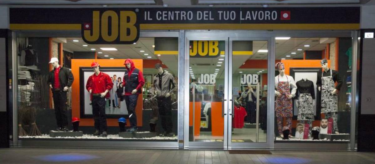 negozio di abbigliamento da lavoro ed antinfortunistica ad aprilia